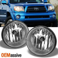 2005-2011 Toyota Tacoma Pickup Bumper Fog Lights Lamps w/Bulbs+Switch 05-11