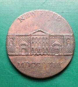 1794 copper token Newcastle 963