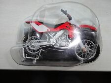 Maisto CANNONDALE MX400 diecast model motorcycle bike with stand