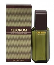 ANTONIO PUIG QUORUM EAU DE TOILETTE EDT 30ML SPRAY-MEN 'S PARA ÉL. nuevo