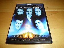 The House of the Spirits (DVD, 2011) Meryl Streep, Jeremy Irons; Ultra Rare/OOP!