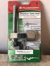 Fluidmaster 697 Premium Tank Lever, Contemporary Chrome