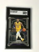 2019-20 LeBron James Panini Prizm #129 SGC 10 Gem Mint Tougher than PSA 4 Sure!