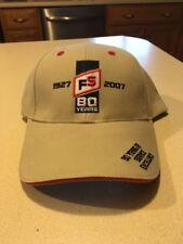 FS 80th Year Hat NOS