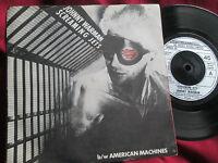 "Johnny Warman Screaming Jets The Rocket Record Co XPRES 56 UK Vinyl 7"" Single 45"