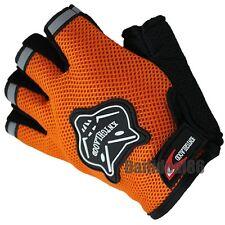 Outdoor Sports Cycling Bicycle Bike Gel Half Fingers Fingerless Gloves Adult/Kid