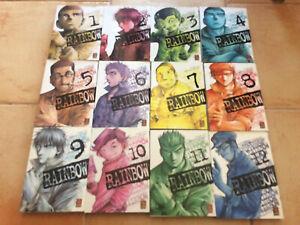 Rainbow n°1 à 12  - Manga