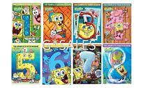 SpongeBob SquarePants Series Complete Season 1-8 (1 2 3 4 5 6 7 8) NEW DVD SET