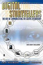 NEW - Digital Storytellers: The Art of Communicating the Gospel (with DVD)