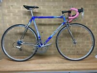 COLNAGO TECHNOS VINTAGE 56CM COMPLETE BICYCLE - FULL CAMPY