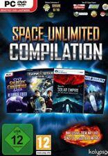 SPACE UNLIMITED Galactic Civilization Darkstar One Sins Solar Empire Top Zustand