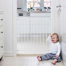 BabyDan No Trip Screw Fitted Baby Gate Child Safety Stair Gate 71.5-78.5cm