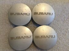 Subaru WHEEL CENTER CAP HUB CAPS ONE SET OF 4 OEM #4