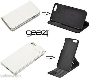 """NEW GEAR4 FLIP OR BOOK CASE WALLET STAND PROTECTIVE COVER FOR IPHONE 6 / 6s 4.7"""""""