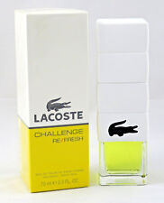 Lacoste Challenge Refresh 75 ml Eau de Toilette Spray