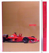 FERRARI - ANNUARIO 2000 - FERRARI F1 YEAR BOOK 2000 WORLD CHAMPION - ITA/ENG