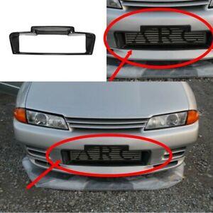 For Nissan GTR R32 Carbon Fiber Front Bumper Intercooler Surround Duct Cover