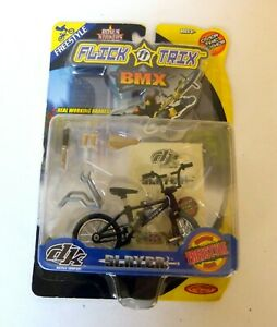 Vintage Flick Trix BMX Slayer Finger Bike Freestyle Champion Series