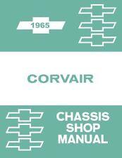 1965 Chevrolet Corvair Shop Service Repair Manual