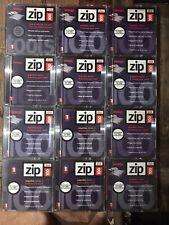 Iomega Zip 100 Disk, Fuji IBM Format Lot Of 14 Used