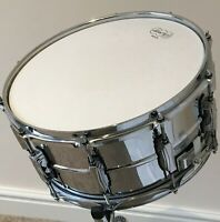 Ludwig LM402 Supraphonic Snare Drum 50th Anniversary Rare Snare LM40250