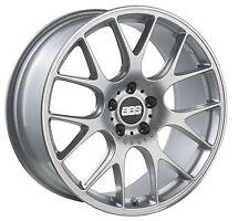 "19"" BBS CH-R Challenge 8.5x19 5x112 et48 CH-R silber Audi Mercedes Skoda VW"
