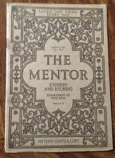 The Mentor March 15, 1915 Vol 3 No 3 Serial No 79 Etchers & Etching