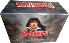 Breygent 2012 All New Vampirella Factory Sealed Collectors Box with Sketch Card