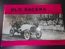 Old Racers deel 1 door Hans Ebeling