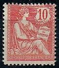 TIMBRE FRANCE 1902 Type MOUCHON n°124 NEUF** COTE 225€