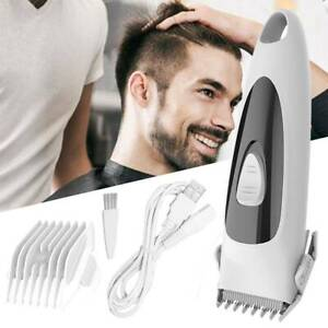 Men Hair Clippers Electric Cordless Trimmer Cutting Machine Professional New US