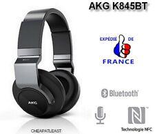 NEUF: Casque Audio Bluetooth AKG K845BT NFC avec Micro Supra-Aural Studio