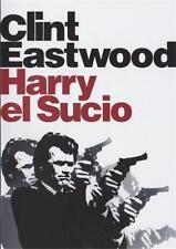 HARRY EL SUCIO. dvd