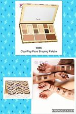 Tarte Summer Clay Play Face Shaping Eye Palette Contour w/receipt CONFIRMED