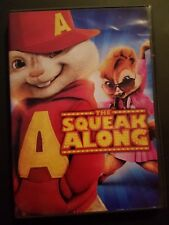 Alvin And The Chipmunks - The Squeak Along DVD