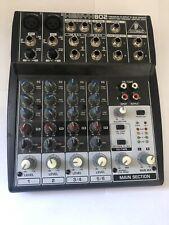 Behringer Mischpult Xenyx 802