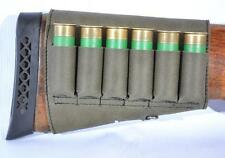 Desert Digital camo Buttstock Shotgun Fusil Shell Holder /& Cheek Rest Pochette