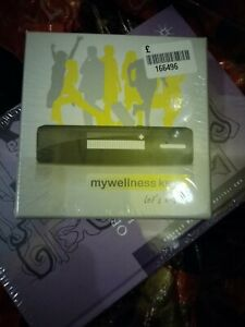 BNIP Sealed Technogym Mywellness Key My Wellness Monitor ? Exercise Rare New