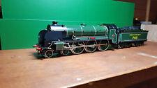 "ACE E/34 O gauge 2/3-Rail King Arthur 4-6-0 745 ""Tintagel""- Gloss SR Olive Green"