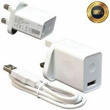 Lenovo / Motorola 10W Mains Wall Charger + Cable for LENOVO Yoga Book YB1-X90F
