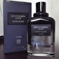 GENTLEMAN ONLY INTENSE GIVENCHY 3.3 OZ / 100 ML EDT SPY COLOGNE MEN HOMME UOMO
