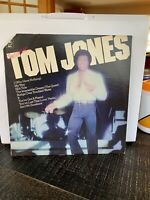 TOM JONES THE CLASSIC TOM JONES VINTAGE VINYL Record Album LP