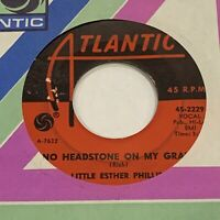 NORTHERN SOUL R&B 45 LITTLE ESTHER PHILLIPS Mo Jo Hannah ATLANTIC