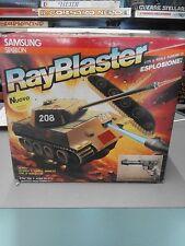 Rayblaster Samsung Starlon Tank carro armato vintage