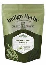 Bentonite Clay - 500g - Indigo Herbs (Quality Assured)