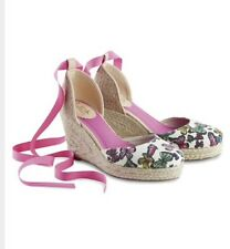 Joe Browns Butterfly Wedge Shoes Size 8 (42)No Box RRP £45