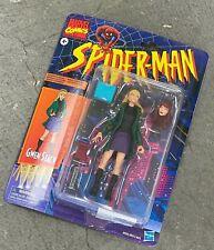 HSE9322: Marvel Legends Spider-Man Retro Gwen Stacy Action Figure