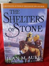 The Shelters of Stone Jean M. Auel Hardcover 2002