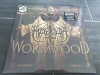 MARDUK: Wormwood TRANSPARENT RED DELUXE Vinyl LP LTD 100 Dissection Mayhem