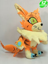 12'' Meikuumon Plush Digimon Adventure Anime Stuff Animal Doll Toy Game DAPL8027